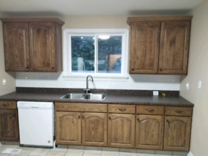 Full Kitchen - Hardwood Cabinets - SOLD PPU
