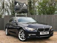 2014 14 BMW 3 SERIES 2.0 320D LUXURY 4DR AUTO DIESEL