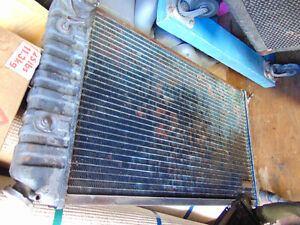 radiator for camaro firebird trans am for automatic old stock $8