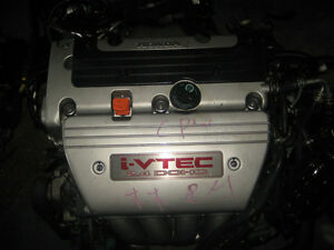 ACURA TSX K24A K24A4 2.4L DOHC I-VTEC ENGINE JDM K24A4 ENGINE