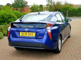 2016 Stunning Toyota Prius Hybrid 43k UK Spec £11999 vw lexus px w