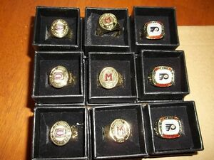 nhl stanle cup rings Cambridge Kitchener Area image 3