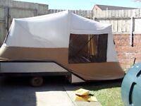 Combi camp Trailer tent