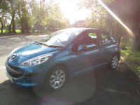 Peugeot 207 1.6HDI S**1 OWNER FROM BRAND NEW**£30 TAX**76MPG**IMMACULATE**