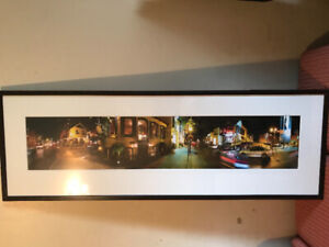 Wall pictures frame