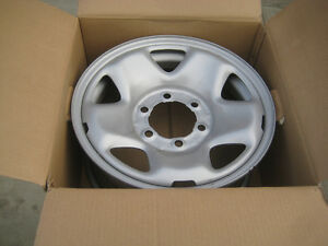NEW Toyota Tacoma Wheel Steels Silver 16x7
