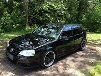 PRICE DROPPED--MUST SELL Lowered Volkswagen Golf