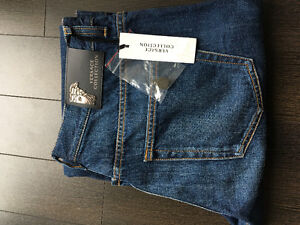 BNWT Versace Jeans, Mens, Size 34