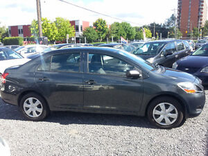 2008 Toyota Yaris- Safety and Etest- 91000km