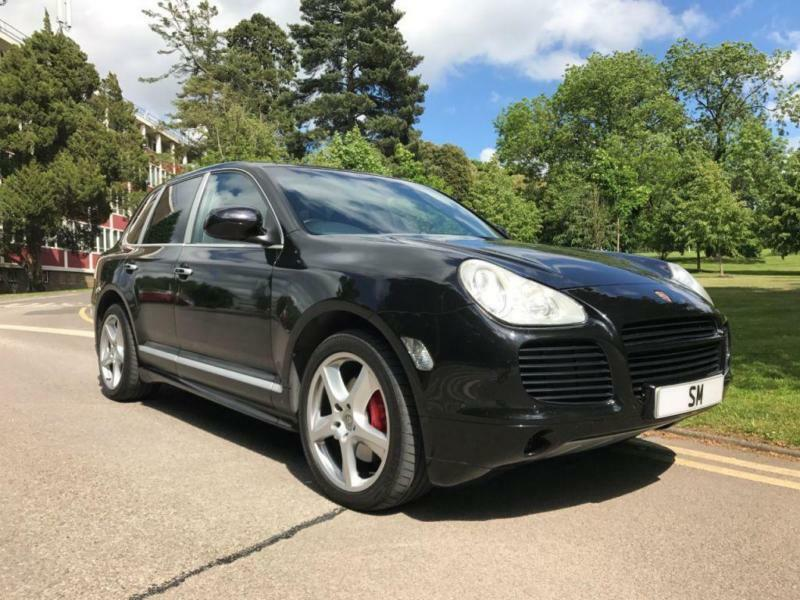 2006 porsche cayenne 4 5 v8 turbo tiptronic s 5 door four wheel drive in watford. Black Bedroom Furniture Sets. Home Design Ideas