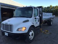 Freightliner dump bed automatic