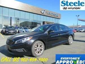 2017 Hyundai Sonata 2.4L GLS Sunroof alloys backup camera and mo