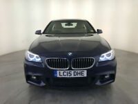 2015 BMW 520D M SPORT AUTOMATIC DIESEL LEATHER INTERIOR 1 OWNER SERVICE HISTORY