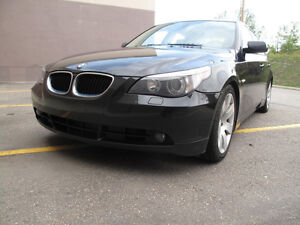2005 BMW 530i Premium Sport **Local, 2 Sets, NICE**