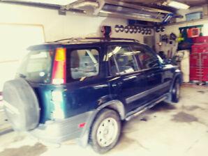 1998 Honda CRV Tow Vehicle