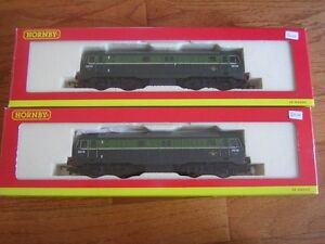 Model Trains Hornby, Lima, Jouef, British Railways HO OO-scale