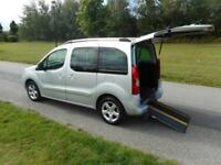2011 Peugeot Partner Tepee 1.6 Hdi WHEELCHAIR ACCESSIBLE ADAPTED VEHICLE WAV CAR