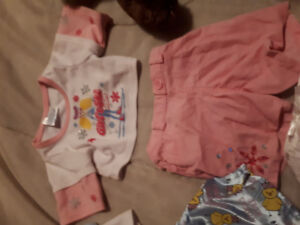 Build -a Bear with 3 outfits