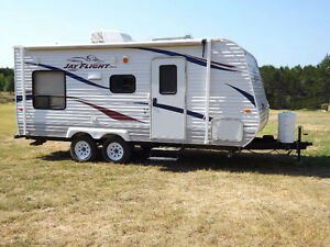 Travel Trailer Rentals-Sept long available