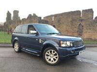 2005 55 Land Rover Range Rover Sport 2.7TD V6 auto HSE FULLY COLOUR CODED
