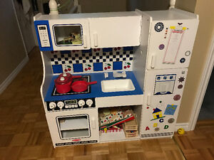 Wooden Child Play Kitchen