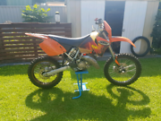 KTM200 EXC  2001 model Charmhaven Wyong Area Preview