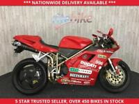 DUCATI 916 DUCATI 916 GENUINE LOW MILEAGE ONLY 10015 12 MONTHS MOT 1996 P
