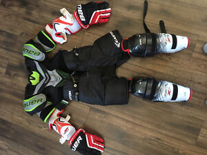 Novice Hockey Gear