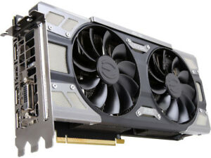 EVGA GeForce GTX 1070 Ti 8GB GDDR5 PCI Express 3.0 SLI