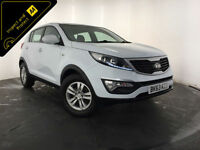 2013 63 KIA SPORTAGE 1 CRDI DIESEL 1 OWNER SERVICE HISTORY FINANCE PX WELCOME