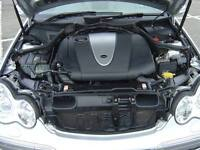 2004 Mint Mercedes Benz 2.2 Turbo Diesel Engine and Auto Transmission offered for sale