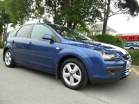 FORD FOCUS 2.0 TDCi 2007 Z TEC COMPLETE WITH M.O.T HPI CLEAR INC WARRANTY