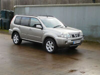 2007 Nissan X-Trail Sport 2.2 DCI ( 1 Owner )