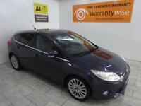 2013,Ford Focus 1.6TDCi 115bhp Titanium X***BUY FOR ONLY £46 PER WEEK***