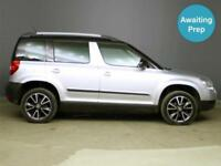 2013 SKODA YETI 2.0 TDI CR [140] Adventure 4x4 5dr