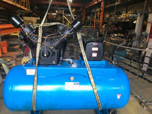 MANCHESTER AIR COMPRESSOR 120 GALLON