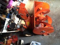 Parting out Ariens 6hp snowblower