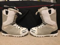 Size 10 thirty two snowboard boots