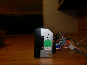 Radio 2 DIN bluetooth,  micro, tactile,  usb,  carte micro sd