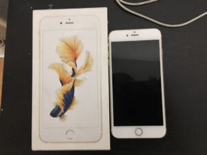 I phone 16 gb gold 6s plus fully functional no issue