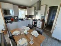 BRAND NEW SEA VIEW STATIC CARAVAN FOR SALE AT THORNESS BAY / ISLE OF WIGHT