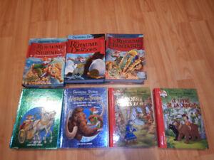 Livres Geronimo Stilton hors-série