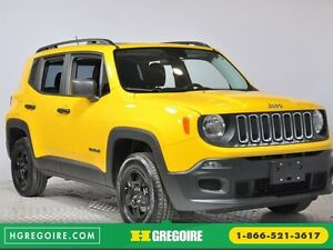 2015 Jeep Renegade SPORT 4X4 A/C BLUETOOTH CAMERA RECUL