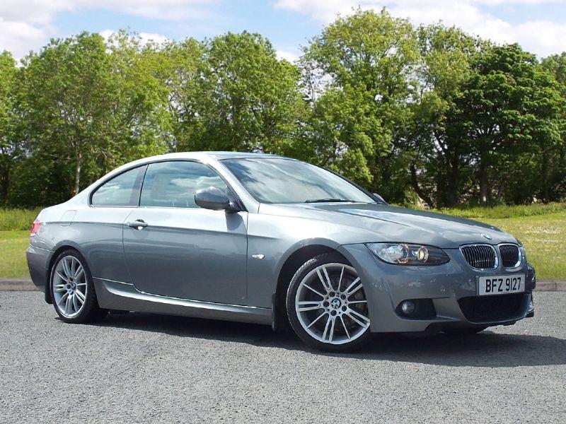 BMW 3 SERIES 3.0 325i M Sport 2dr (grey) 2010