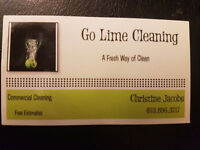 Commercial cleaning in Lacombe and area