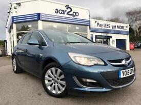 2015 Vauxhall ASTRA ELITE Manual Hatchback