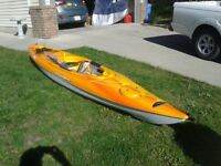 BRAND NEW WITH TAGS, PADDLE: Pelican™ Intrepid 120X Kayak