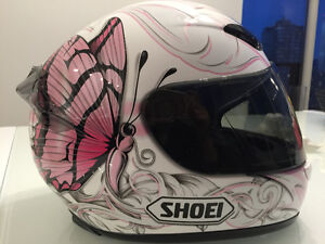 Shoei Motorcycle Lady Helemt for Sale - $250