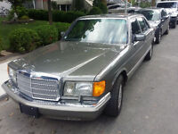 1988 Mercedes-Benz 300 Series 4dr Sedan 300SEL