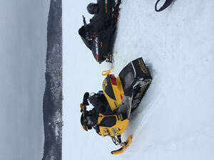 Mxz800 ho for sale or trade for seadoo